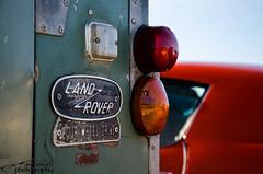 Land Rover (scott597) Tags: ohio cars coffee rover land greene dayton 2016