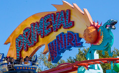 Primeval Whirl (BrianCarey_) Tags: world usa animal orlando day dino florida kingdom disney land wdw walt dinoland dak whirl disneys primeval