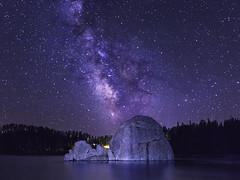 Milky Way Turtle   (Eden Bhatta) Tags: longexposure nightphotography stars turtle nightsky sylvanlake sylvan stardust milkyway starscape starrysky nightskyscape canon70d canonefs18135mm milkywaycore canonefs18135mmstm
