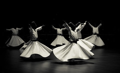 The Whirling Dervish (mishaal.kh) Tags: turkey sema dervish rumi whirling konya mevlana canon1100d