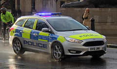 Metropolitan Police New Ford Focus Incident Response Vehicle - BV16 UWU (IOW 999 Pics) Tags: new ford focus police vehicle incident metropolitan response bv16uwu