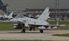Typhoon ZJ937 1 20160427 (Steve TB) Tags: canon eurofighter typhoon dt raf coningsby 11squadron zj937 eos7dmarkii
