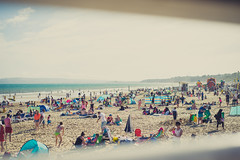 Summer (Julian VH) Tags: uk sun beach sand nikon sandbanks d600 julianvh