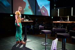 Sense in the City: for active and healthy living (Sebastiaan ter Burg) Tags: city urban amsterdam self design university technology thenetherlands lifestyle health stad sensor noordholland sense pakhuis hva vitality zwijger hogeschool sensoren ontwerp appliedscience quantified