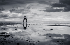 Light Reflection (TS446Photo) Tags: lighthouse seascape bay seaside sand bright shore