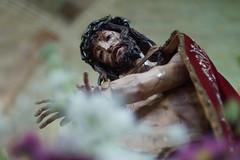 Ecce Homo (Martinretuerto) Tags: santa canon de 50mm f14 diego homo cristo semana santo imagen ecce fd religiosa dueas sili