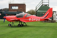 G-DFDO ~ 2016-04-16 @ Old-Sarum (2) (www.EGBE.info) Tags: gdfdo oldsarumairfield egls aircraftpix planespotting generalaviation aircraftpictures airplanephotos airplane airplanepictures cvtwings aviation davelenton 16042016 banadramblings evektorev97 eurostarsl