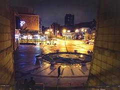Midnight @ Miramar Theater, Taipei, Taiwan. (Evo-PlayLoud) Tags: street nightphotography 6 night lowlight snapshot taiwan streetphotography snapshots taipei  miramar  wego  mobilesnapshot  appleiphone iphone6 6plus appleiphone6 iphone6plus appleiphone6plus