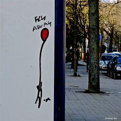 Rotterdam (Akbar Sim) Tags: streetart holland netherlands graffiti rotterdam nederland rotjeknor akbarsimonse akbarsim