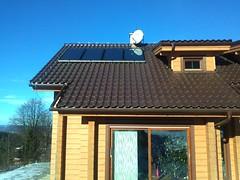 Solar thermal (C) Leonie Greene