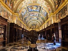 Entre libros y paseos (Jesus_l) Tags: espaa europa biblioteca elescorial jessl sanlorendodeelescorial
