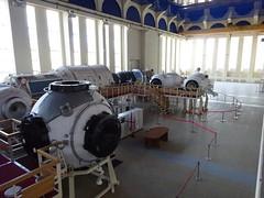 DSC02541 (cggrossman) Tags: museum russia moscow cosmonaut starcity trainingfacility