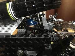 Lego sniper apc crows nest (JASKFAM1) Tags: max tank lego sniper crowsnest mad apc mercenary