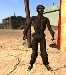It's Ghoulish Day!8-syruss (grady.echegaray) Tags: avatar secondlife movies psychedelic zombies yellowsubmarine thebeatles postapocalyptic ghouls digitalfashion redfestival tentrevival virtualfashion