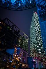 Berlin Nighttime (ann.herb) Tags: christmas city building night outdoor