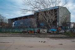 The Cat House (John Pettigrew) Tags: site nikon industrial decay great norfolk rubbish d750 bleak waste yarmouth refuse tamron gorleston 2470mm grot