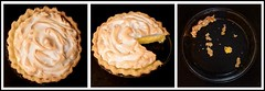 Life of Pie (-liyen-) Tags: dessert yummy lemon triptych sweet delicious sour lemonmeringuepie activeassignmentweekly bestofweek1 bestofweek2 bestofweek3 bestofweek4