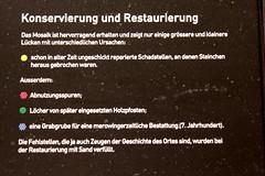 Mosaik Jagd im Amphitheater ( Römer - Grosses - mosaïque - mosaico - mosaic - venatio - Entstanden um 220 n. Chr. - Grösstes in situ erhaltenes Mosaik der Schweiz ) einer gallo - römischen Villa im römischen Museum in Vallon im Kanton Freiburg der Schweiz (chrchr_75) Tags: chriguhurnibluemailch christoph hurni schweiz suisse switzerland svizzera suissa swiss januar 2016 hurni160107 römer römisches römische reich imperium romanum romain geschichte history helvetier helvetien ruine ruinen albumrömerinderschweiz sveitsi sviss スイス zwitserland sveits szwajcaria suíça suiza albumrömischemosaikenderschweiz mosaik mosaïque mosaico mosaic モザイク mozaïek mosaiken