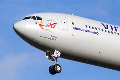 G-VFIZ Virgin Atlantic Airways Airbus A340-642 (amisbk196) Tags: uk london flickr unitedkingdom heathrow aircraft aviation airbus amis 2016 myrtleavenue virginatlanticairways a340642 gvfiz