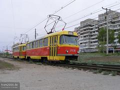 Wolgograd (RUS) (Robert Leichsenring) Tags: wolgograd волгоград россия трамвай russia russland strassenbahn streetcar strasenbahn tramway tramwaj tatra tatrawagen