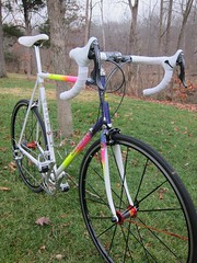 Somec Top Class (ElvisMerckx) Tags: tuttifrutti campagnolo somec columbustubing