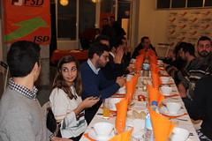 Jantar de Ano Novo do PSD de Loures