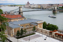 Castle District View IMG_2463 (SunCat) Tags: travel cruise vacation canon river europe hungary all budapest powershot viking 2015 g3x