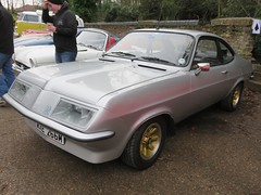 IMG_8651 (andrewlane94) Tags: classic vintage gm retro british firenza vauxhall brooklands rallycar droopsnoot