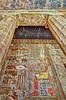 Painting at Hatshepsut Temple (foto.peter.schneider) Tags: africa travel color history architecture painting temple ancient pentax alt kultur perspective egypt culture sigma wideangle egyptian architektur afrika column 1020 farbe ägypten hdr hatshepsut perspektive inscription reise tempel k3 geschichte weitwinkel säule hatschepsut gemälde inschrift digikam photomatix darktable