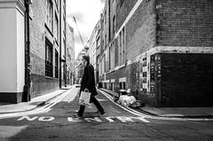Four Feet (maxgor.com) Tags: street leica city uk england people urban blackandwhite bw streets london monochrome mono unitedkingdom candid soho streetphotography leicacamera rawstreets leicaxvario maxgor