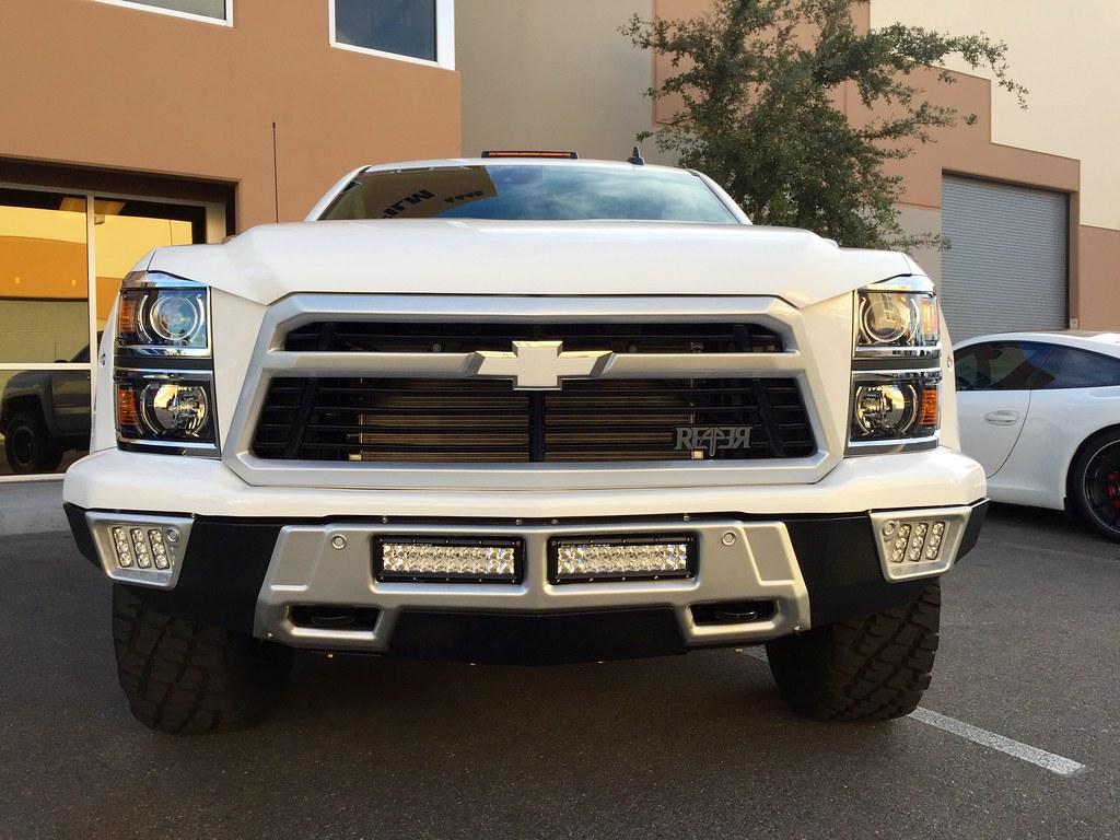 2015 Chevrolet Reaper