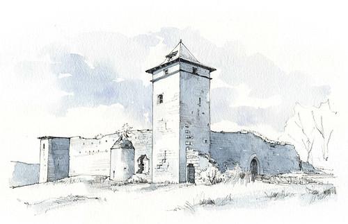 Château de Pervinquière, Saint-Igne, Tarn-et-Garonne, France