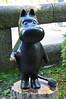 Little hippo statue (letti_bardocz) Tags: statue finland hyppo