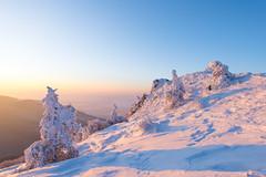20160123_WES_0100 (Veselin Bonev) Tags: winter cold sunrise bulgaria shipka kazanlak