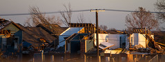 North Texas tornadoes (early days) Tags: storm december texas 26 north garland twister tornado rowlett funnel devastation struck