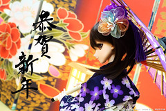 chinese new year celebration (fatlam 13) Tags: doll dream dollfie kaga   kancolle