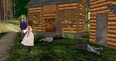 ACT - 700 Cinderella's (Osiris LeShelle) Tags: life alaska america theater play stage performance story secondlife second cameo cinderella 700 act cinderellas avilion