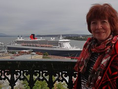 Portrait (Jacques Trempe 2,330K hits - Merci-Thanks) Tags: portrait canada ship quebec terrace mary terrasse queen dufferin navire