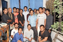 Projuktite Jhenaidah - with New Committee