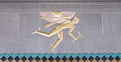 Winged Mercury (mausgabe) Tags: leica nyc rockefellercenter artdeco 1933 leelawrie wingedmercury leicamp channelgardens leicasummiluxm50mmf14asph safariedition typ240