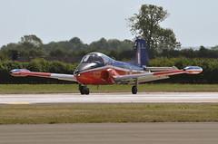 04th July 2010 RAF Waddington Airshow (rob  68) Tags: 04th july 2010 raf waddington airshow bac jet provost t5b e xw325 gbwgf privately owned carlisle viper club ltd