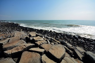 India - Tamil Nadu - Pondicherry - Coastline - 117