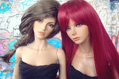 Hand in Hand (daggry_saga) Tags: stella light brown doll sid bjd rs lb abjd marien balljointeddoll iplehouse realskin