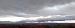 Clouds and mills (J.S.C.) Tags: espaa clouds landscape spain paisaje nubes ciudadreal lamancha alczardesanjuan