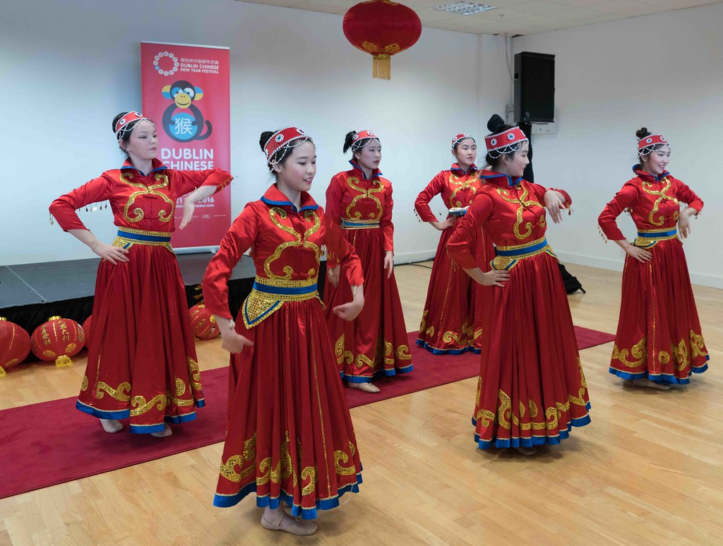 Chinese Irish Cultural Academy of Dance [Year Of The Monkey Festival]-111646