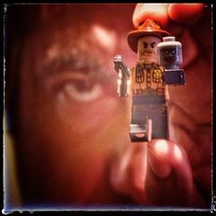 The Walking dead season 6 (Giovanni Scafoglio) Tags: canon toy toys tv lego zombie humor rick adventure series figures hdr iphone walkingdead season6 thewalkingdead cronicles