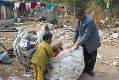 Garbage Collection (ILO in Asia and the Pacific) Tags: india children workingconditions informaleconomy decentwork