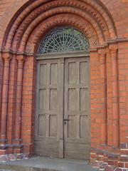 Am Kloster Lehnin, Brandenburg ... (bayernernst) Tags: park deutschland kirche september brandenburg klosterkirche 2013 lehnin klosterlehnin snc17046 07092013