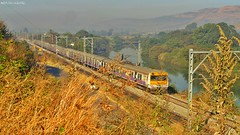 Lonavala - Pune EMU (AyushKamal2014) Tags: kamshet lonavalapunelocal