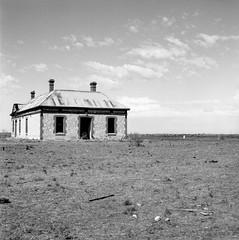 1790 (The Dent.) Tags: abandoned broken death decay delta bronica 400 dreams despair southaustralia balaklava ilford deserted steinbeck xtol11 sqai